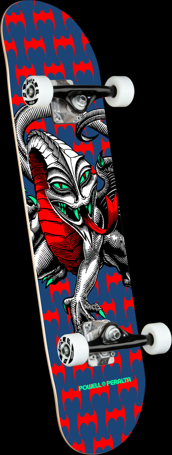 Powell Peralta - Cab Dragon Skateboard Complete 7.5