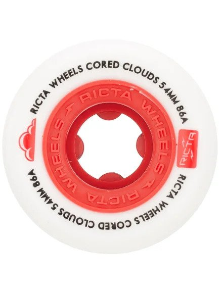 Ricta Wheels - Cored Clouds - 86a