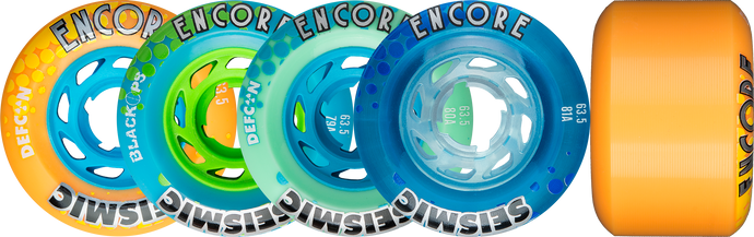 seismic-encore-wheels-63-5mm Switchback Longboards