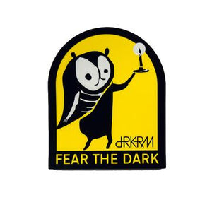 Darkroom Skateboards - Fear the Dark Sticker