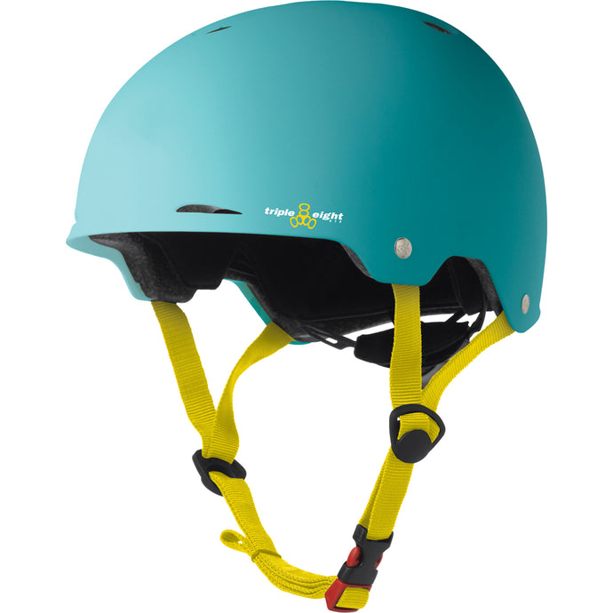 triple-8-gotham-dual-certified-helmet-matte-teal Switchback Longboards