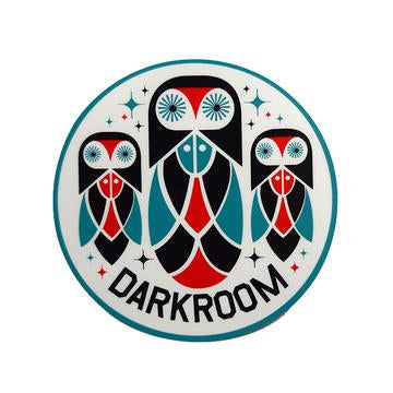 Darkroom - Ibis - Sticker