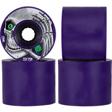 Powell Peralta - Kevin Reimer SSF Wheel 72mm-75a - Purple & Green
