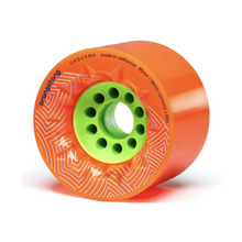 orangatang-caguama-85mm Switchback Longboards