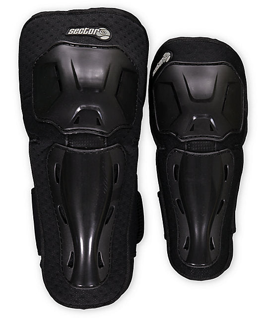Sector 9 - Riot Pad Set - Knee & Elbow - Armoured