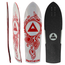 "Pantheon Longboards - 2020 Seed Deck - 32.5"" x 9.3125"""