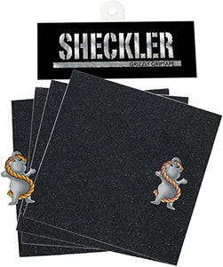 Grizzly Grip - Ryan Sheckler Grip Sheets - 4 Pack