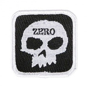 Zero Skateboards - Small Skull Patch
