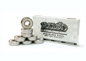 rush-downhill-ceramic-bearings Switchback Longboards