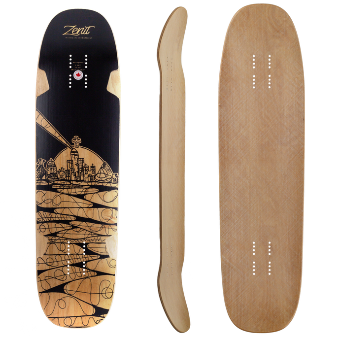 zenit-morning-wood-deck Switchback Longboards