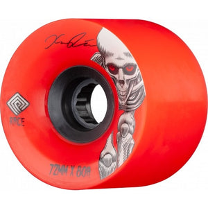 powell-peralta-kevin-reimer-pro-downhill-wheels-72mm-80a-red Switchback Longboards