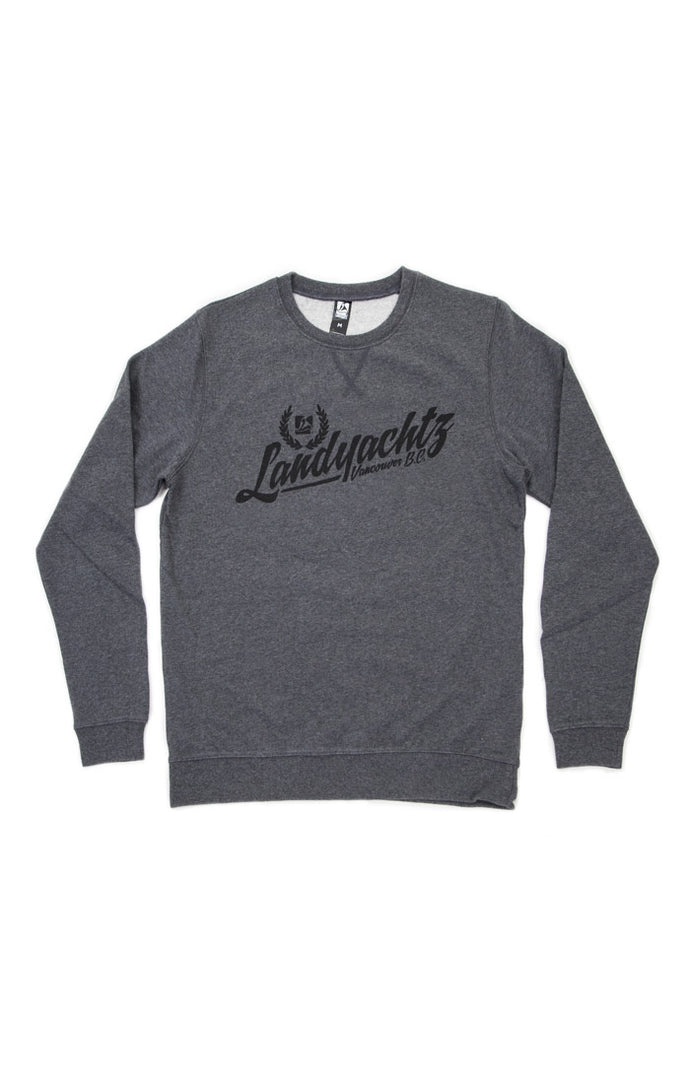 landyachtz-crew-sweater-heather-grey Switchback Longboards