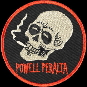 powell-peralta-patch-smoking-skull Switchback Longboards