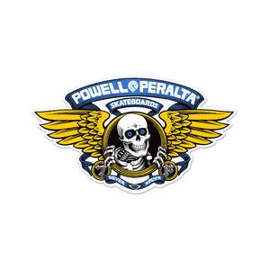 Powell Peralta Winged Ripper - Blue - 5""
