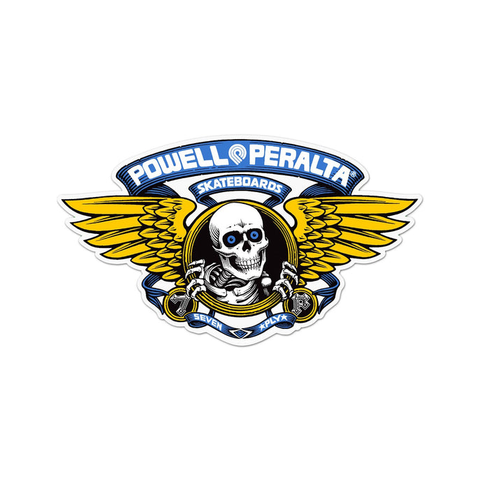 Powell Peralta Winged Ripper - Blue - 5