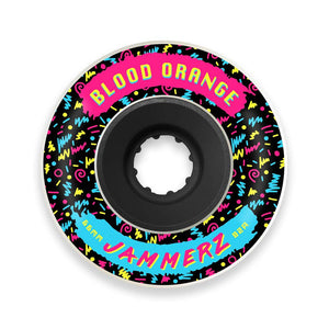 blood-orange-jammerz-66mm-82a Switchback Longboards
