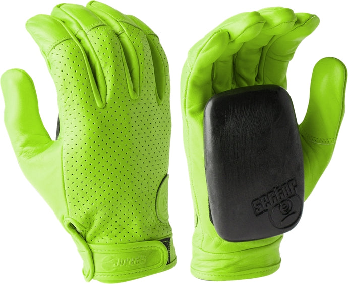sector-9-driver-slide-gloves-green Switchback Longboards