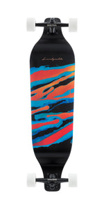 "Landyachtz - Evo Dropped Deck 36"" - Spectrum"