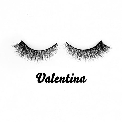 Valentina 3D Mink lashes - Shop Glam Fairy