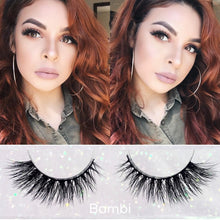 Load image into Gallery viewer, Bambi 3D Faux Mink lashes - Shop Glam Fairy