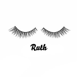 Ruth Siberian Mink Fur Lashes - Shop Glam Fairy