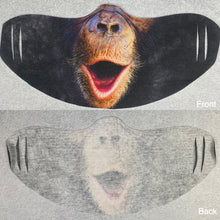 Load image into Gallery viewer, Monkey Lightweight Animal Mask - Shop Glam Fairy