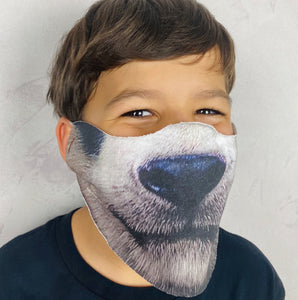 Panda Lightweight Animal Mask - Shop Glam Fairy