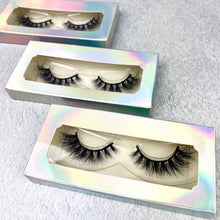 Load image into Gallery viewer, 3D mink cat eye lash strips - Shop Glam Fairy