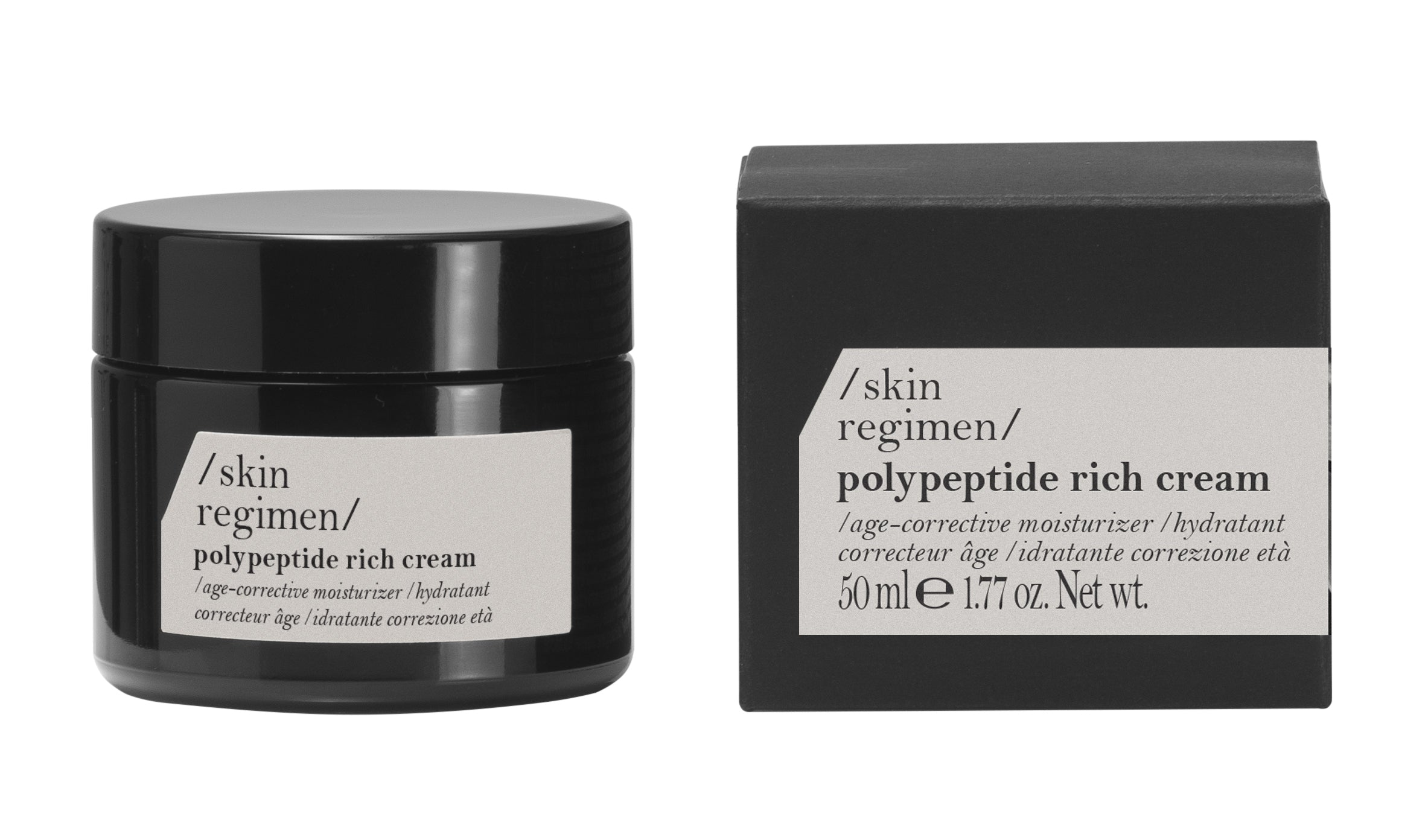 skin regimen polypeptide rich cream
