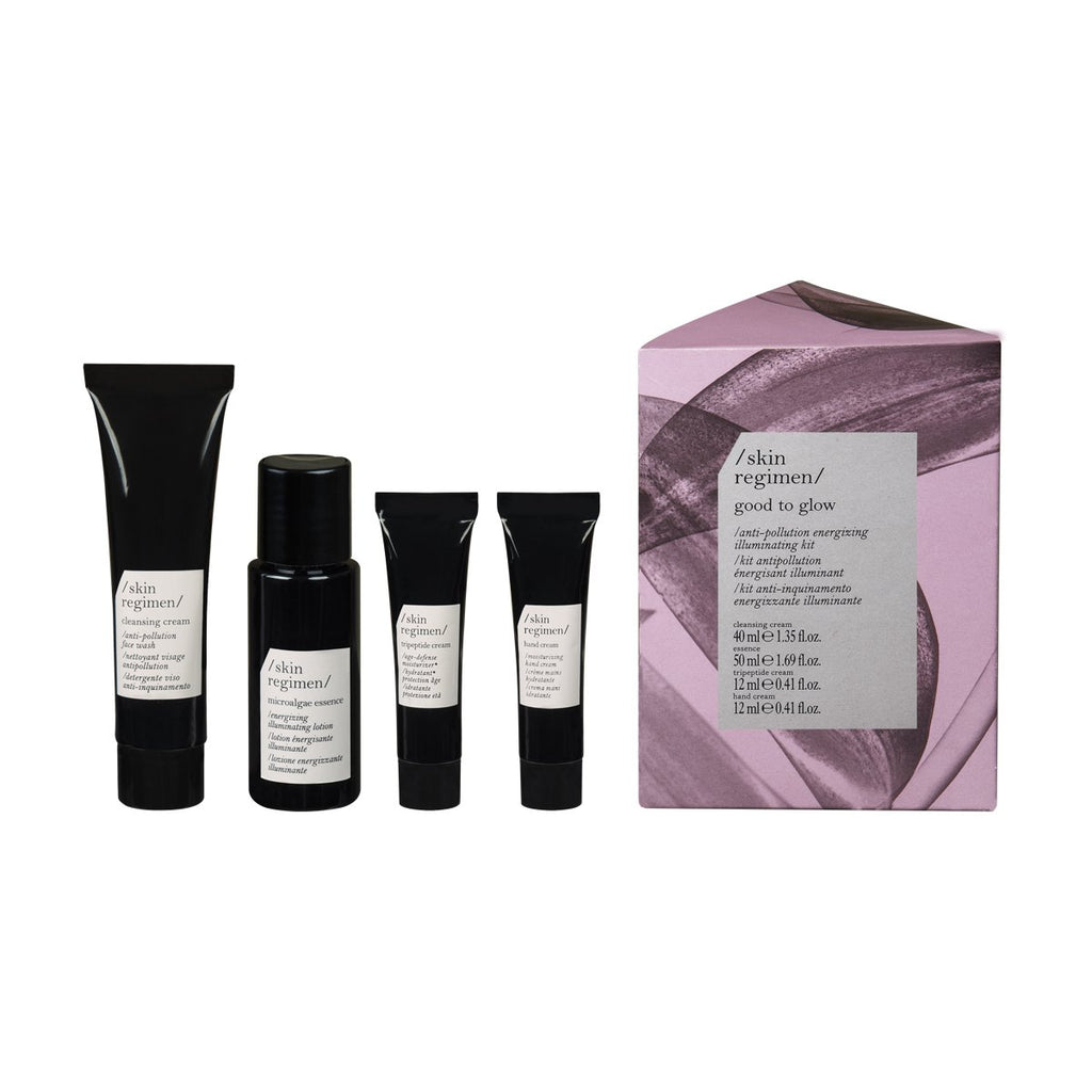 Skin Regimen Good to Glow Discovery Kit