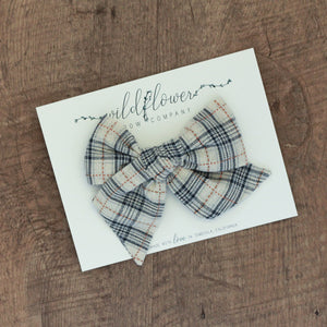 Jeffrey Plaid Sophia