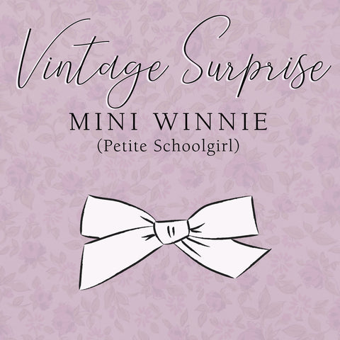 Vintage Surprise Mini Winnie
