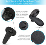 KINVOCA Controller Grip Cover for Oculus Rift S/ Quest Touch Controller & 2 Oculus Quest VR Lens Protection Covers