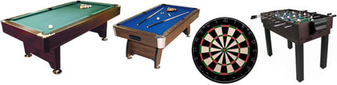 ACON Billiard, darts and multigame