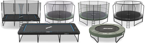 ACON High quality trampolines