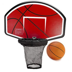 Trampoline Basketball Hoop (Not Compatible With 16 Sport Rectangle Trampoline) - Acon-us