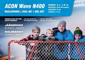 ACON Wave N400 -net (4mm) - Acon-us