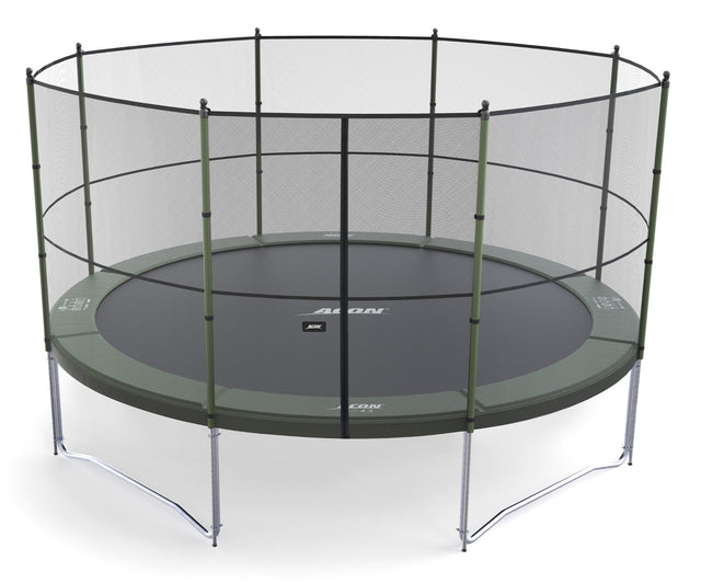 ACON Air Trampoline with Safety Net