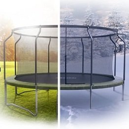 ACON Air Trampoline Spring Pad for year round use