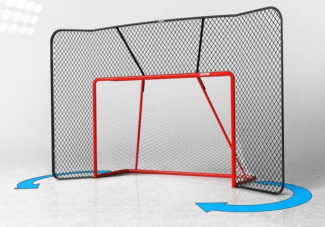 ACON Wave PRO Backstop Net - Acon-us