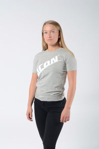 ACON T-shirt Regular, grey - Acon-us