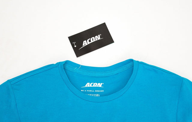 ACON T-shirt Regular, blue