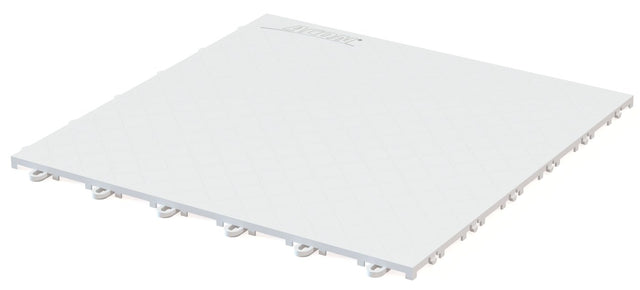 ACON Wave Hockey Floor tile white (1pc) - Acon-us