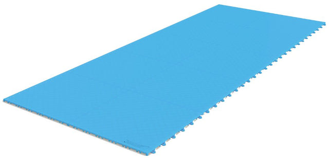 ACON Wave Hockey Floor Tile blue (10pcs) - Acon-us