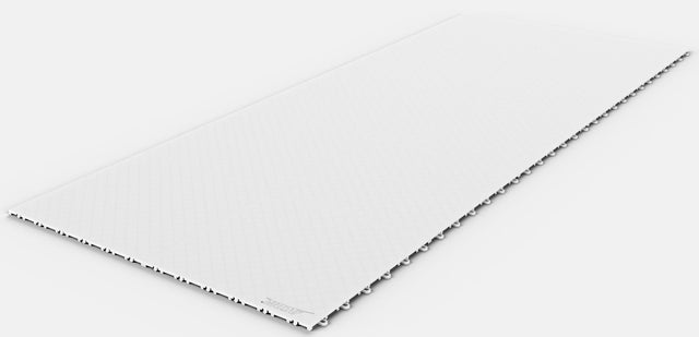 ACON Wave Hockey Floor tiles white