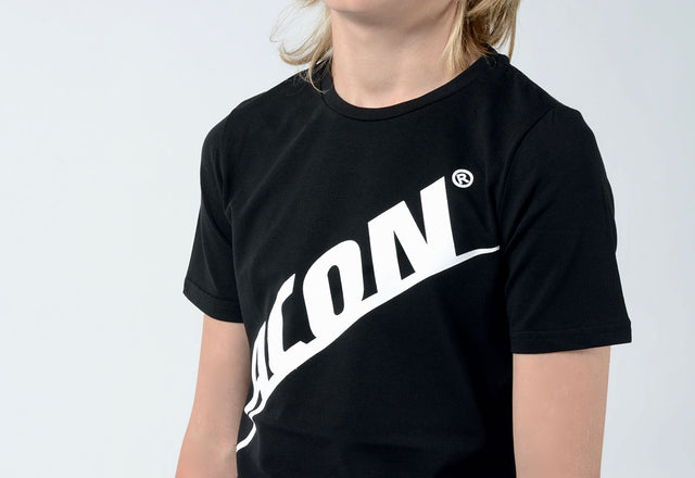 ACON T-shirt Regular, black - Acon-us