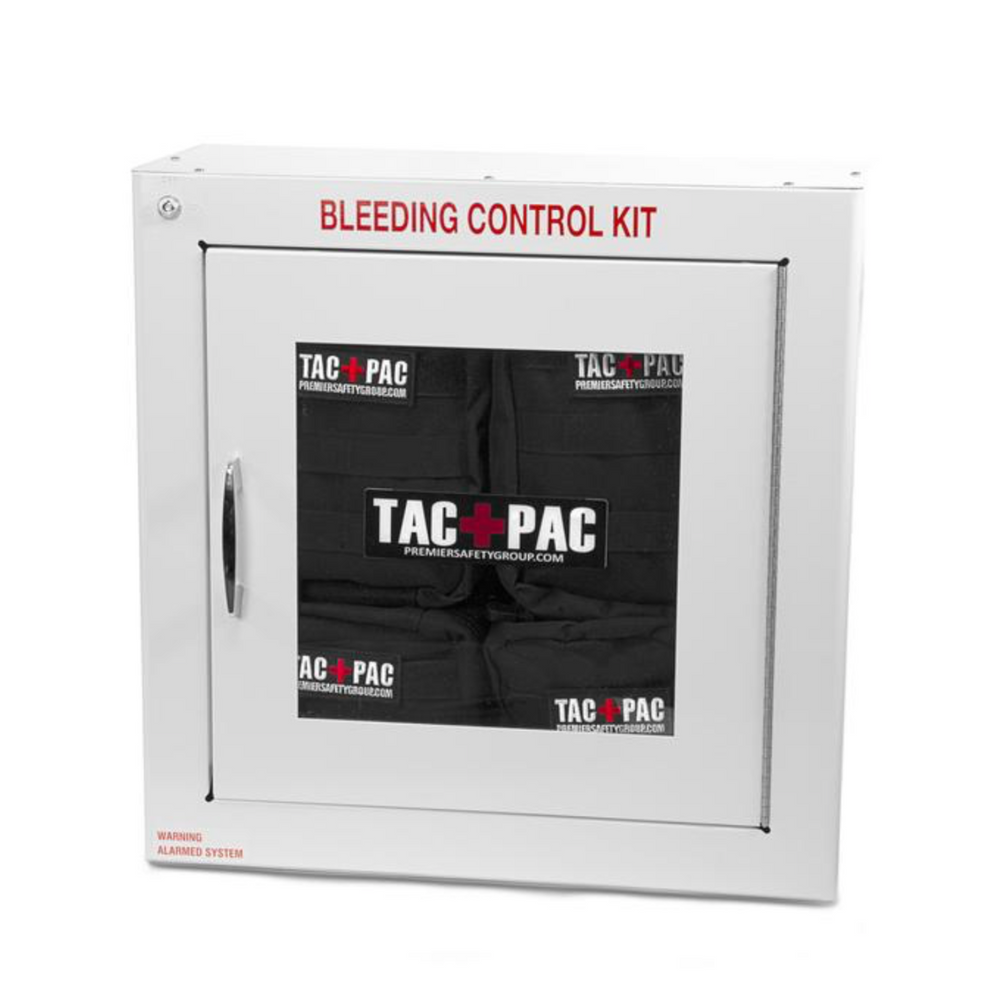 Multi Unit TAC PAC PRO Carrier w/Alarm & Strobe