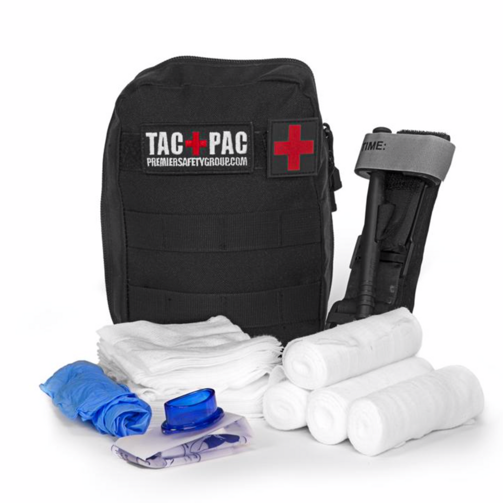 Single Unit TAC PAC Carrier with (1) TAC PAC