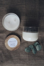 Load image into Gallery viewer, Double Wick Soy Candle - Salted Caramel