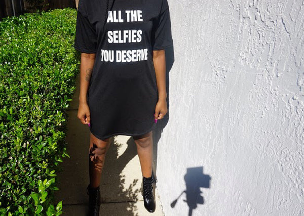 All the selfies you deserve!